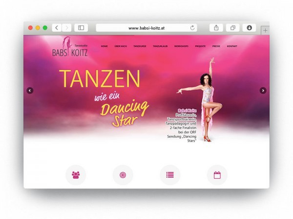 Babsi Koitz – Tanzen wie ein Dancing Star