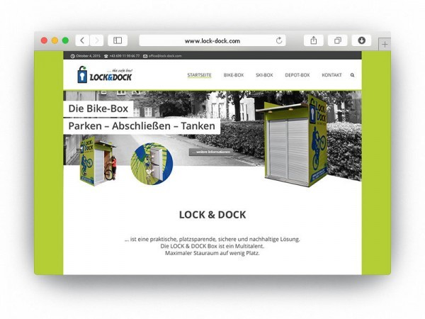 Lock & Dock