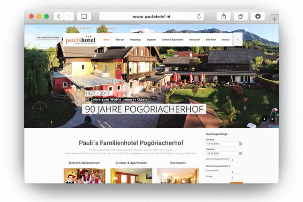 Pauli´s Hotel Pogöriacherhof