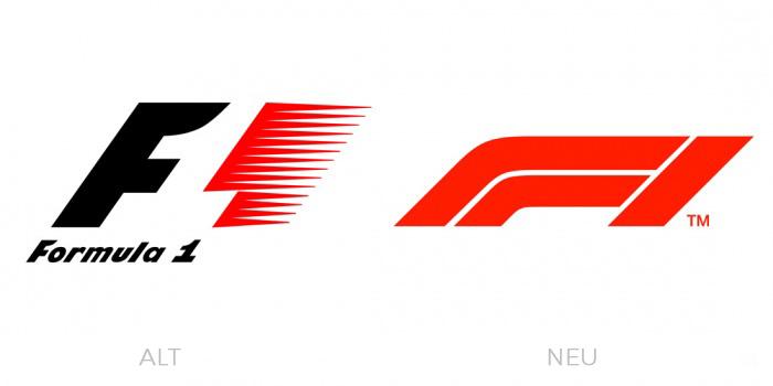 Die Formel 1 hat ein neues Logo
